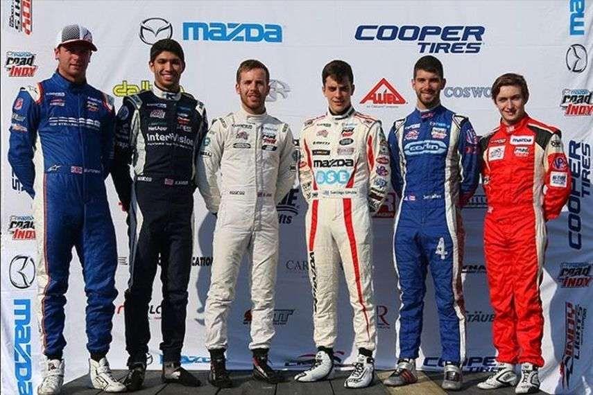 2016 Indy Lights Soul Red Finale Laguna Seca