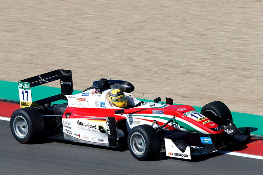 Formula 3, Nurburgring, Max Gunther