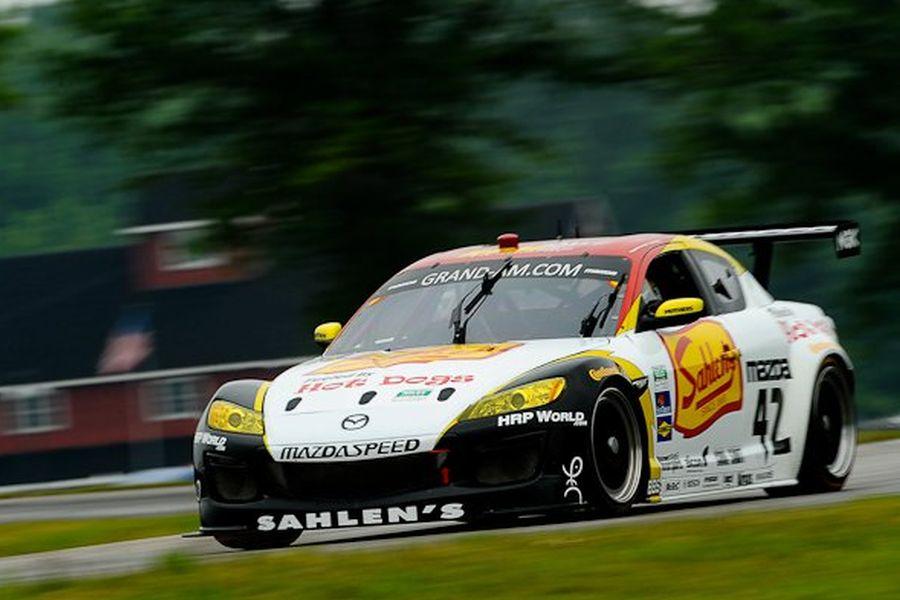 Memo Gidley's Mazda RX-8, 2011