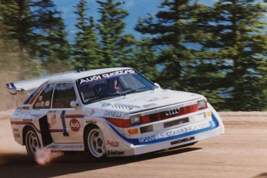 1986 PPIHC, Bobby Unser