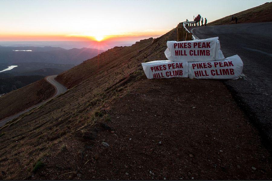 2016 Pikes Peak International Hill Climb