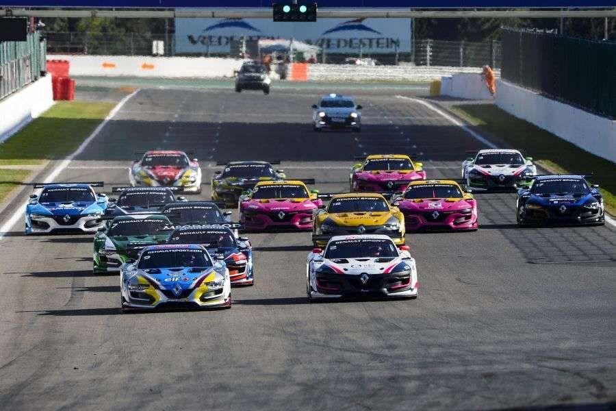 Renault Sport Trophy at Spa-Francorchamps