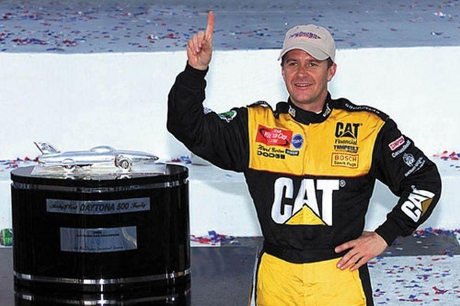 2002 Daytona 500 winner Ward Burton