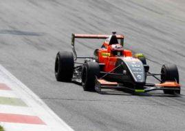 Hugo de Sadeleer Formula Renault