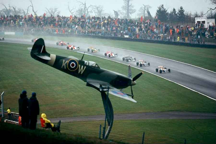 Donington Park 1993, Formula 1, European Grand Prix