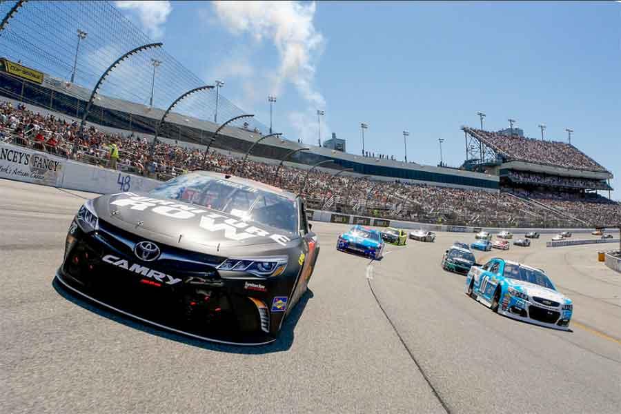 Richmond International Raceway NASCAR