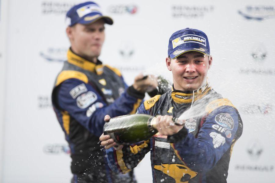 2016 Renault Sport Trophy, AM champion Fabian Schiller