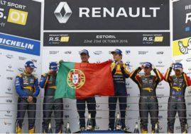 Renault Sport Trophy, Estoril podium endurance race