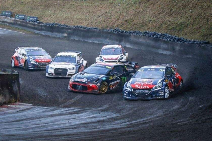 World RX, Estering, Germany