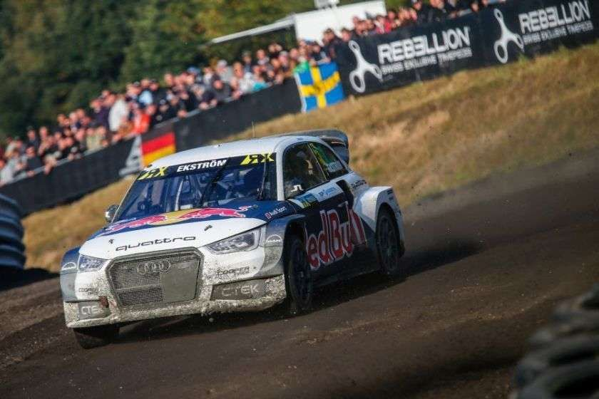 Mattias Ekstrom, Estering, World RX