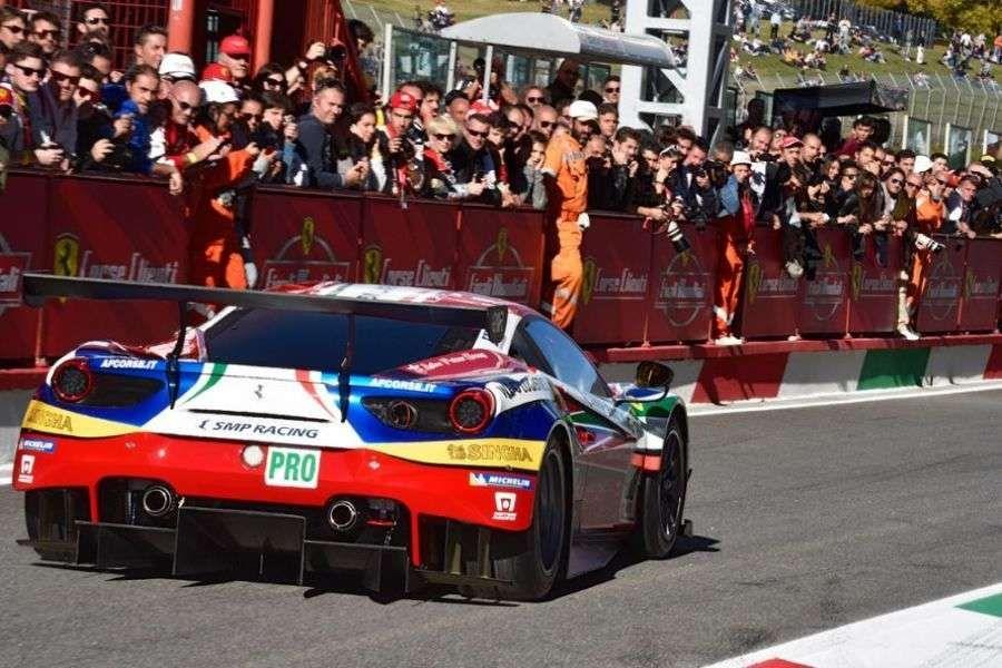 world premiere, new cars, Ferrari 488 GTE and GT3,track videos