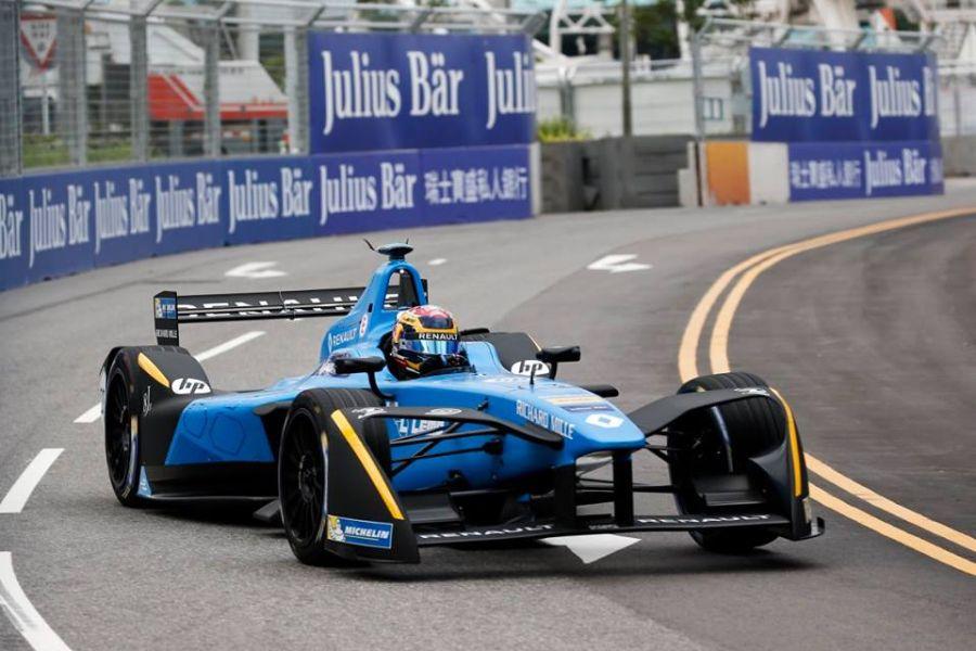 Formula E, Hong Kong EPrix, Sebastien Buemi