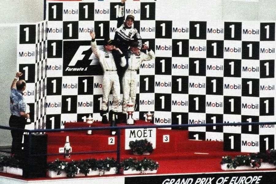 Formula One 1997 European Grand Prix
