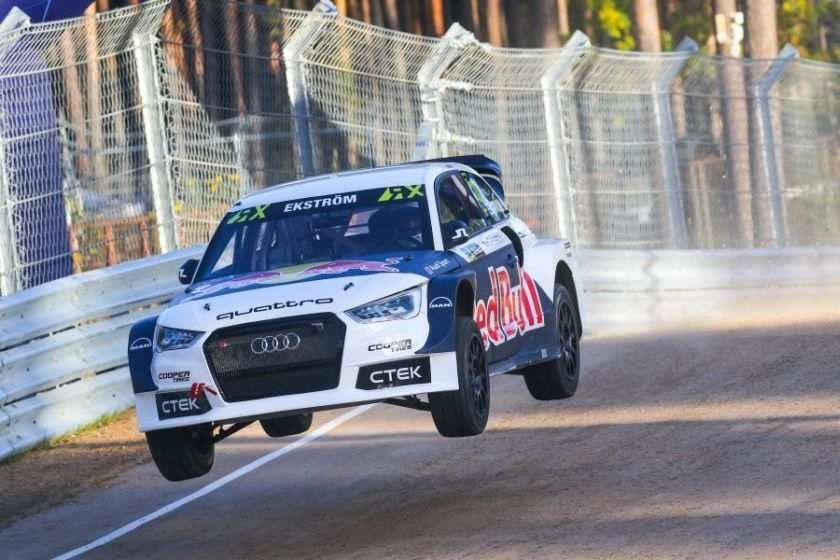 World RX, Mattias Ekstrom