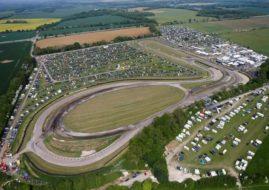 Lydden Hill Race Circuit, Kent, England