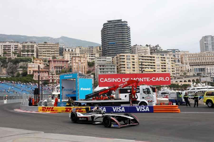 Monaco ePrix Formula E