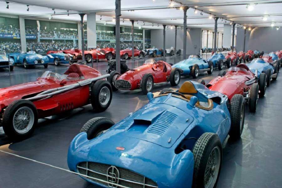 Cité de l'Automobile a museum of rare cars in France