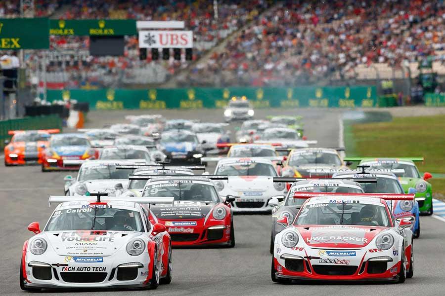 Porsche Supercup 2016