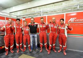 AF Corse, Amato Ferrari and drivers, 2013