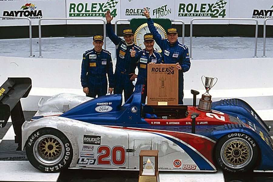 1999 Daytona 24 Hours winners