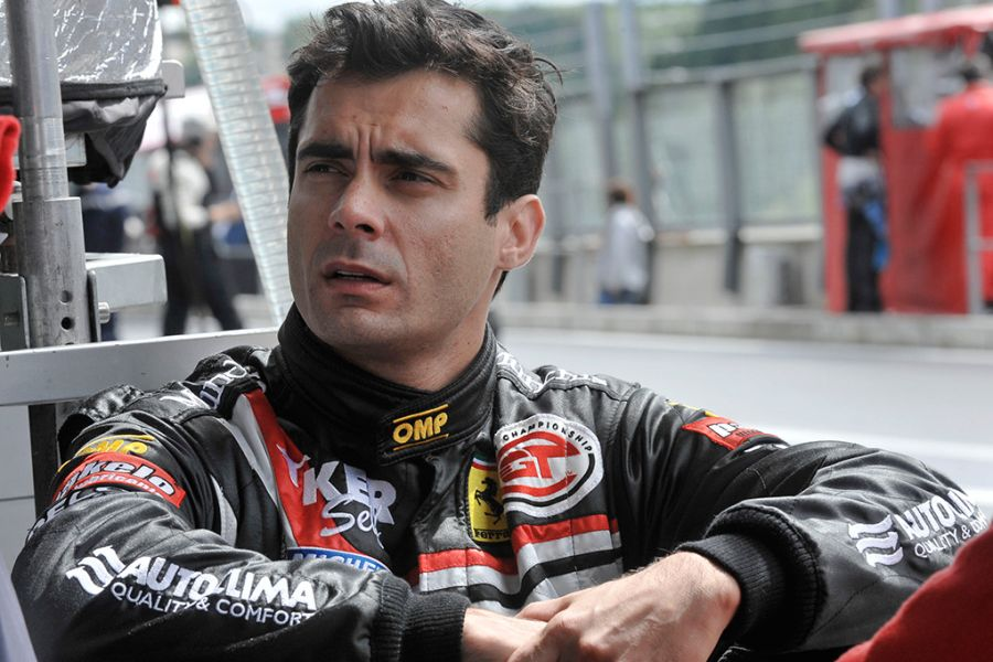 Jaime Melo was the GT2 class FIA GT champion in 2006