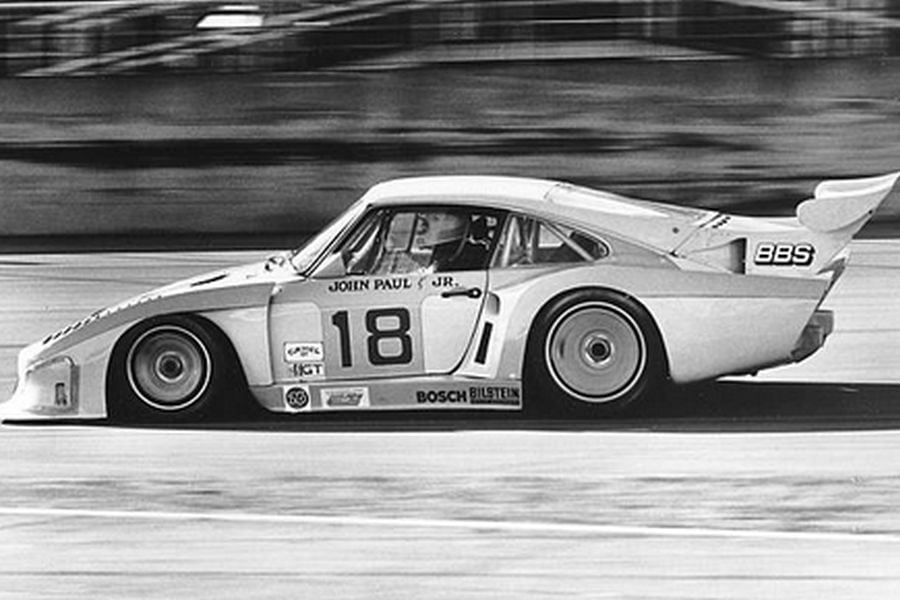 John Paul Jr., Championship-winning Porsche 935 in 1982