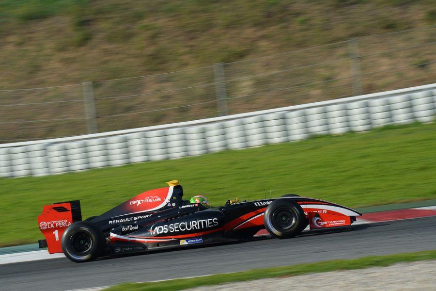 Louis Deletraz, Formula V8 3.5, Barcelona