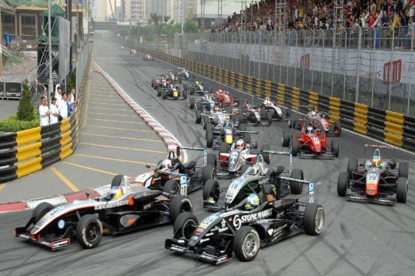 Formula 3 Macau Grand Prix, Macau Guia Circuit