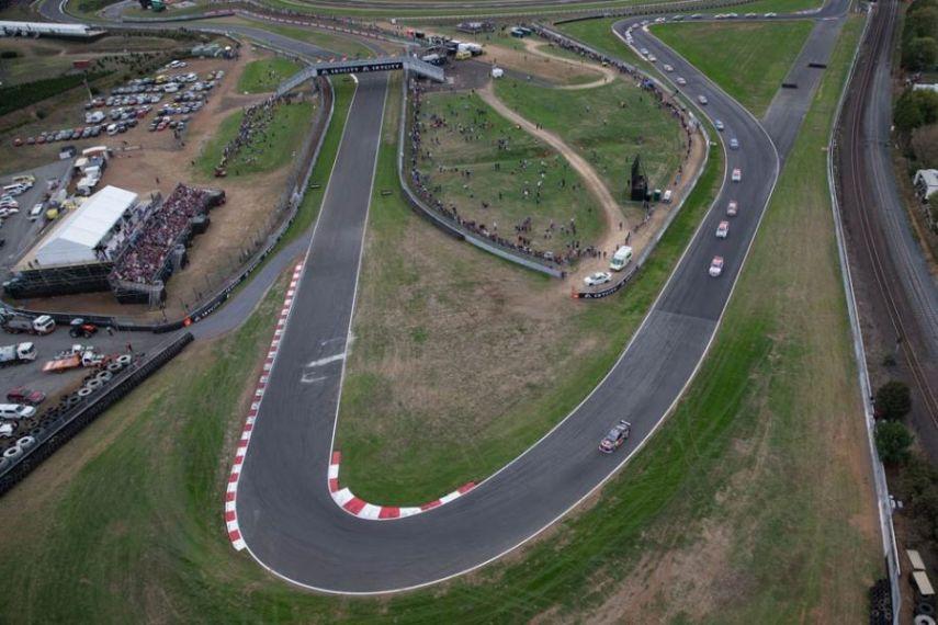 Pukekohe Park Raceway, Auckland, New Zealand
