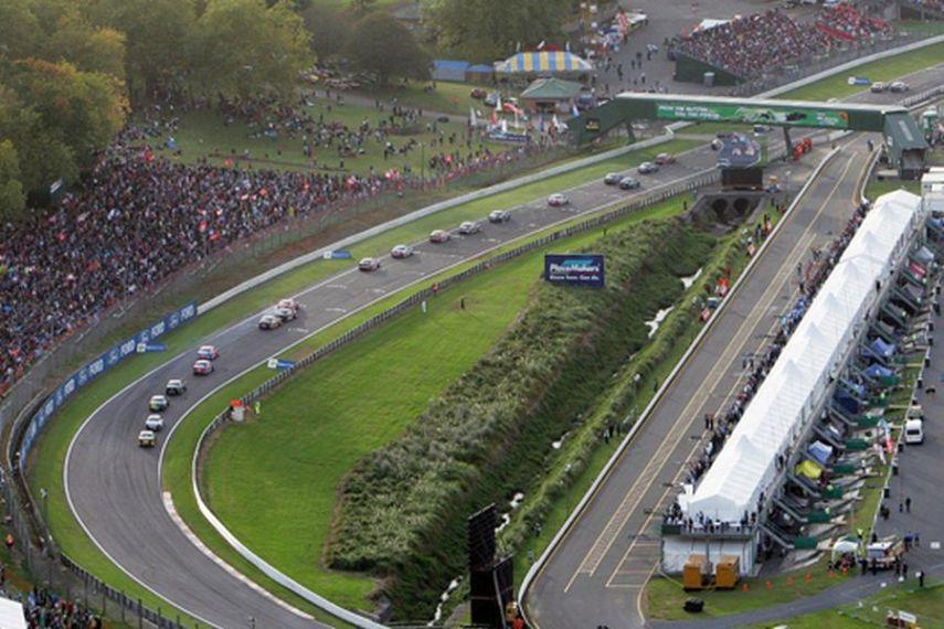 Pukekohe Park Raceway, V8 Supercars