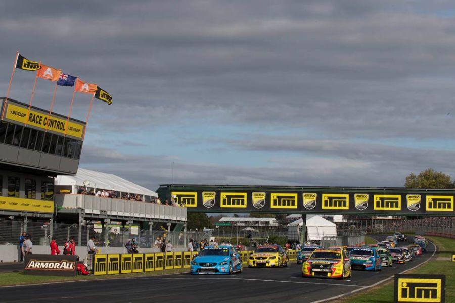V8 Supercars Championship Pukekohe, Auckland SuperSprint, pukekohe race track