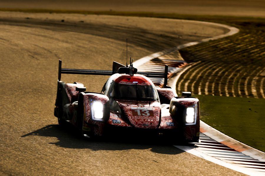 Rebellion Racing, R-One AER engine