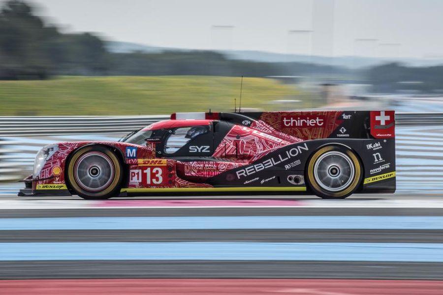 Rebellion Racing, R-One LMP1 prototype