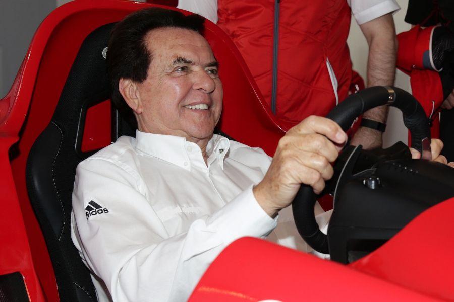 Legendary racer and team owner Reinhold Joest