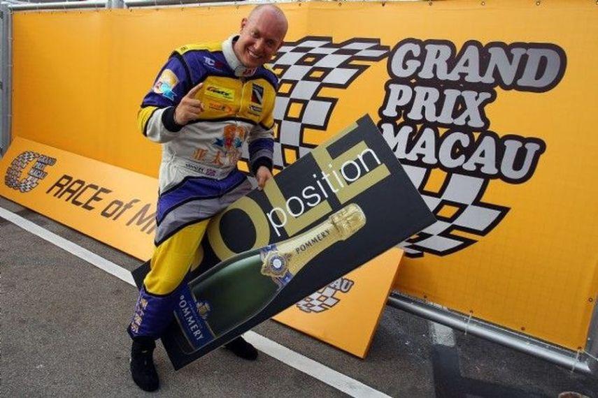 Rob Huff, Macau, 2015, 8th win, best time