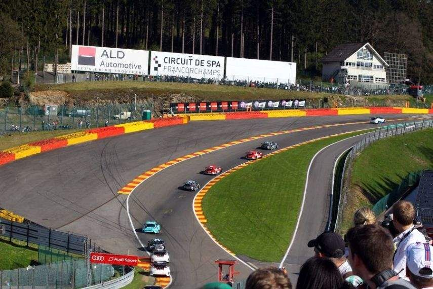 TCR International Series, Spa-Francorchamps