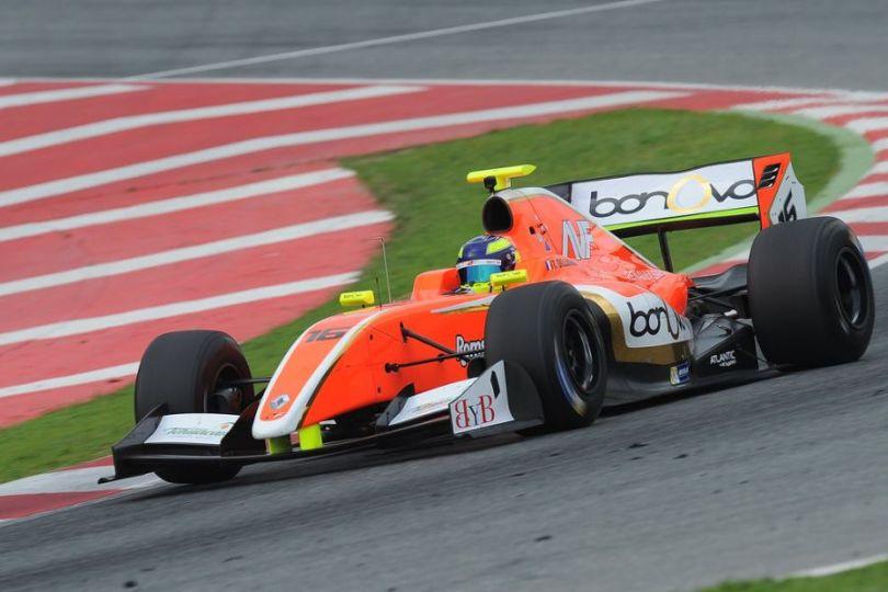 Tom Dillmann, Formula V8 3,5,Barcelona