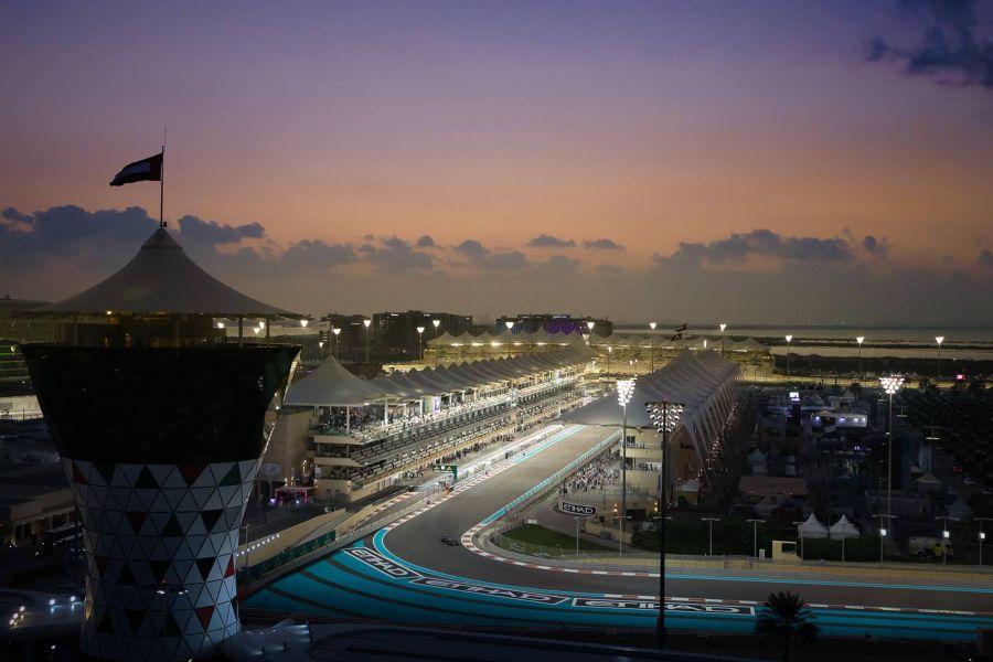 Yas Marina Circuit was opened in 2009