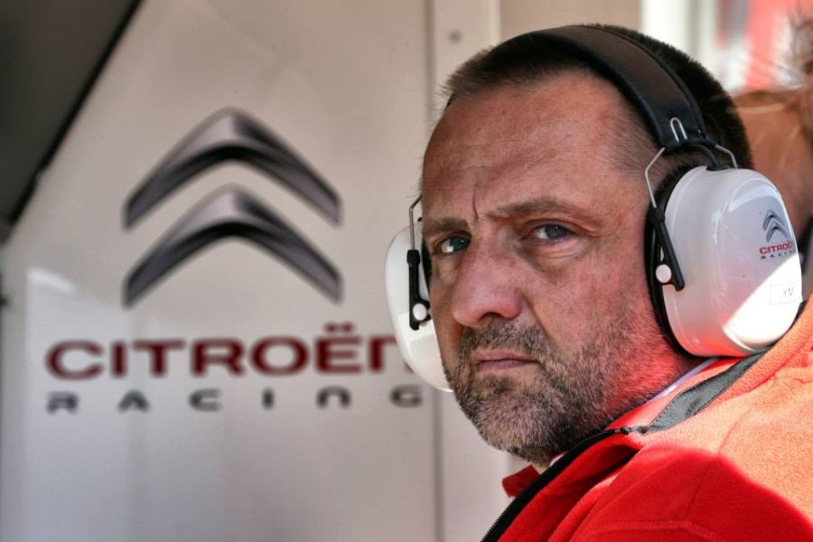 Yves Matton Citroen Racing