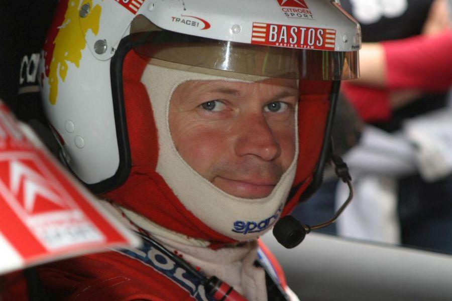 Bruno Thiry 2004