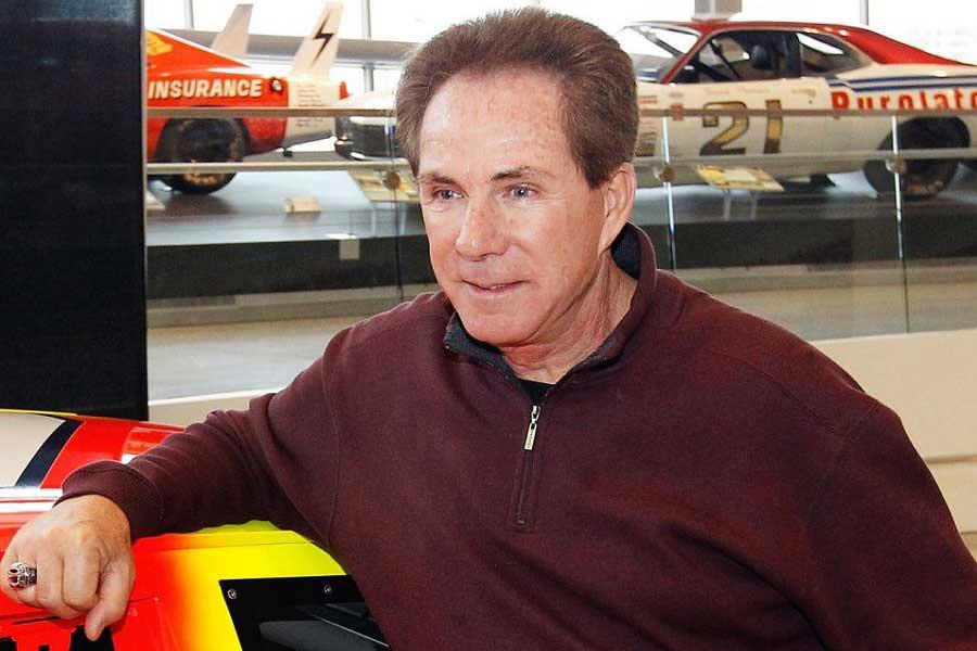 Darrell Walltrip, former NASCAR racer