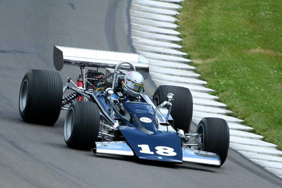 Formula 5000 share series new racing cars race