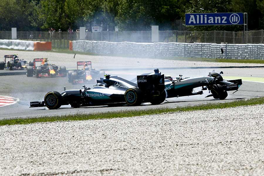 Lewis Hamilton Nico Rosberg Mercedes