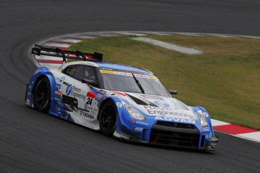 Daiki Sasaki, Masataka Yanagida, Kondo Racing, Motegi winners Round 3