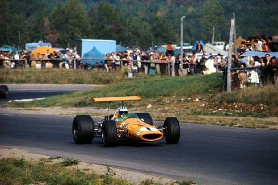 1968 Canadian Grand Prix, denny hulme