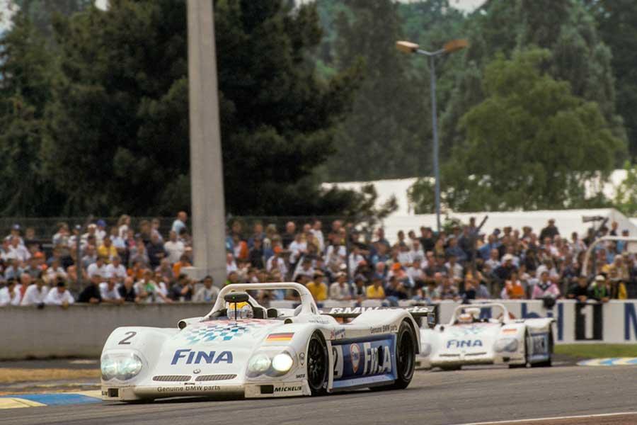 Schnitzer BMW Mans 1998