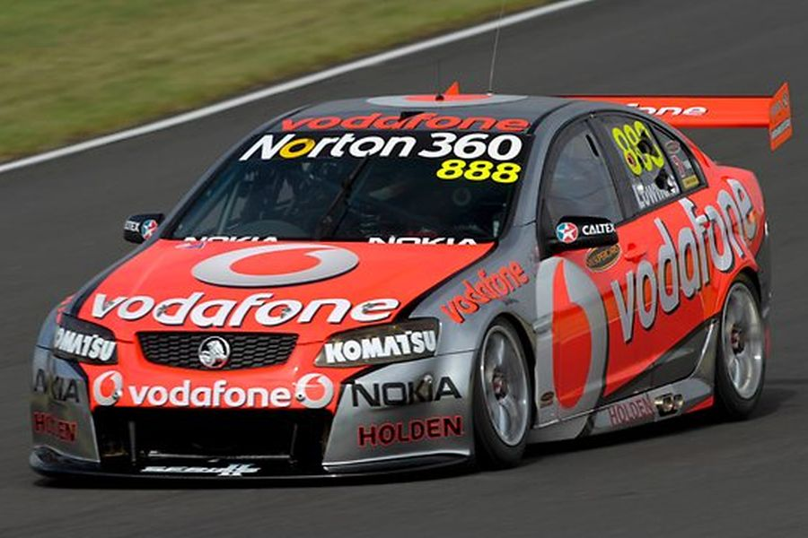 Triple Eight Race Engineering, Team Vodafone