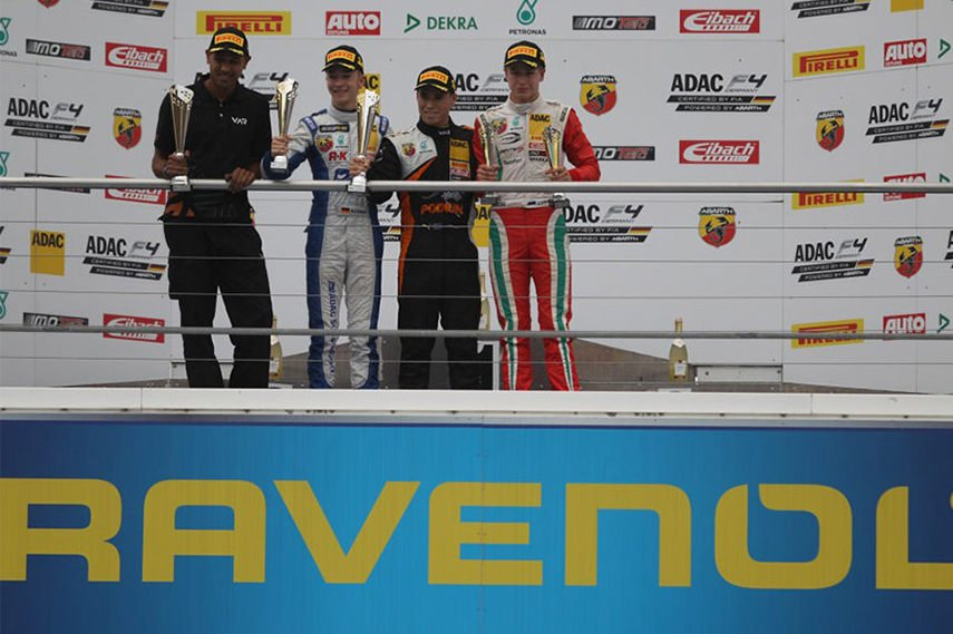 Prema Powerteam, ADAC F4, Hockenheim