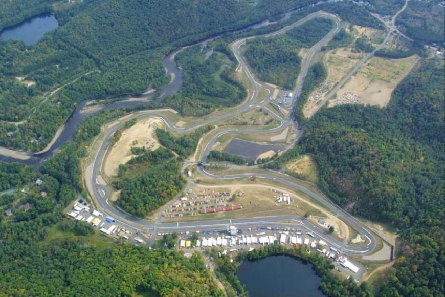 Circuit Mont-Tremblant, Quebec, Canada
