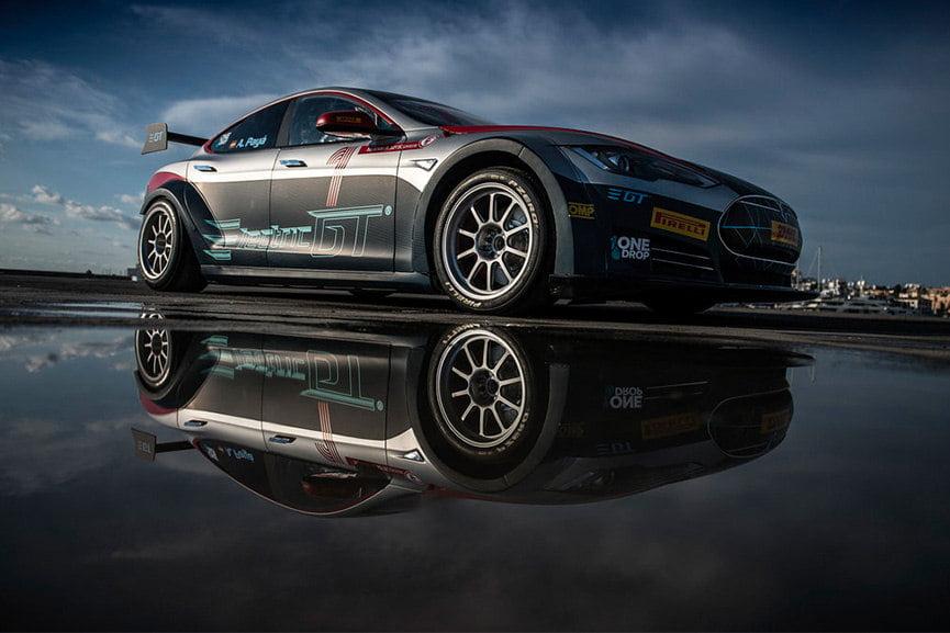 EGT Championship Tesla Model S P85+